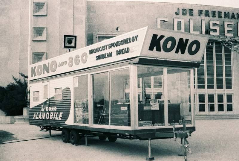 KONO Radio – April 1967