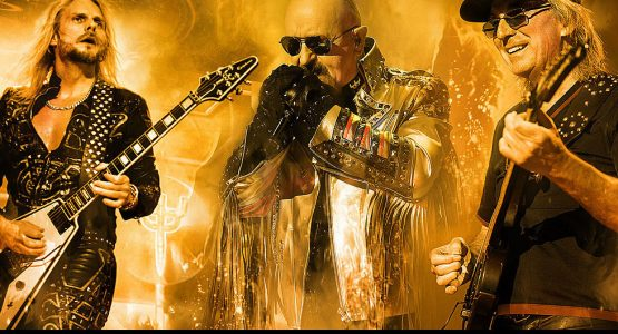 Judas Priest - 50 Heavy Metal Years Tour
