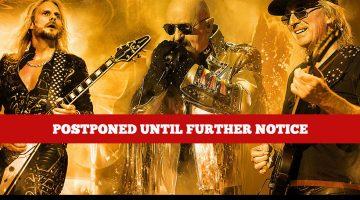 POSTPONED: Judas Priest - 50 Heavy Metal Years Tour