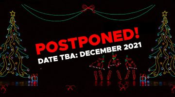 POSTPONED to DEC 2021: A Very Electric Christmas