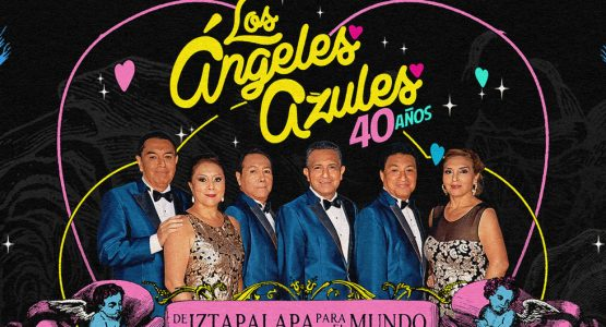 Los Angeles Azules - 40 Anos
