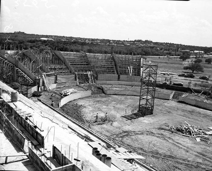 Construction Begins – November 1947