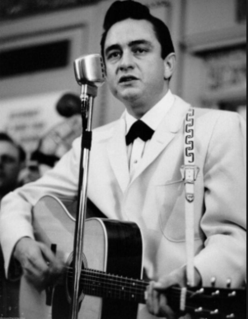 Johnny Cash – October 1958