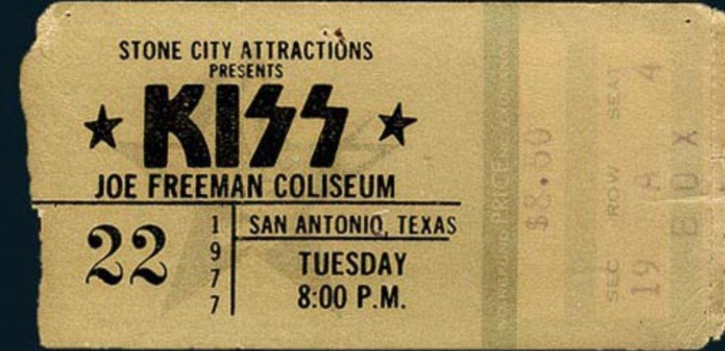 KISS – November 1977