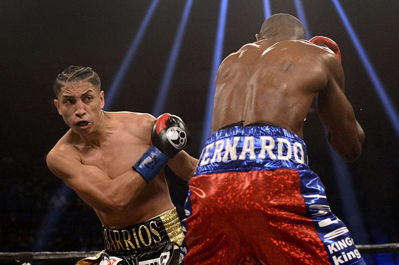 Mario Barrios vs Eudy Bernardo – March 2018