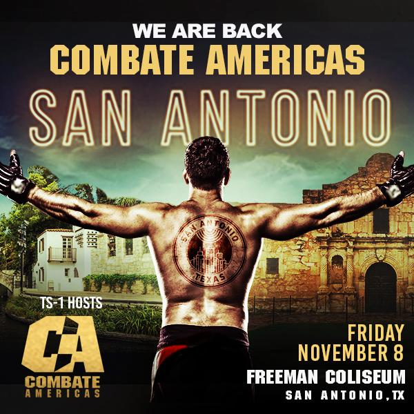 COMBATE AMERICAS – November 2019