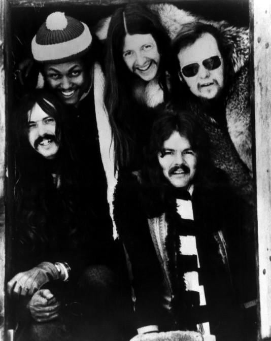 Doobie Brothers – June 1971