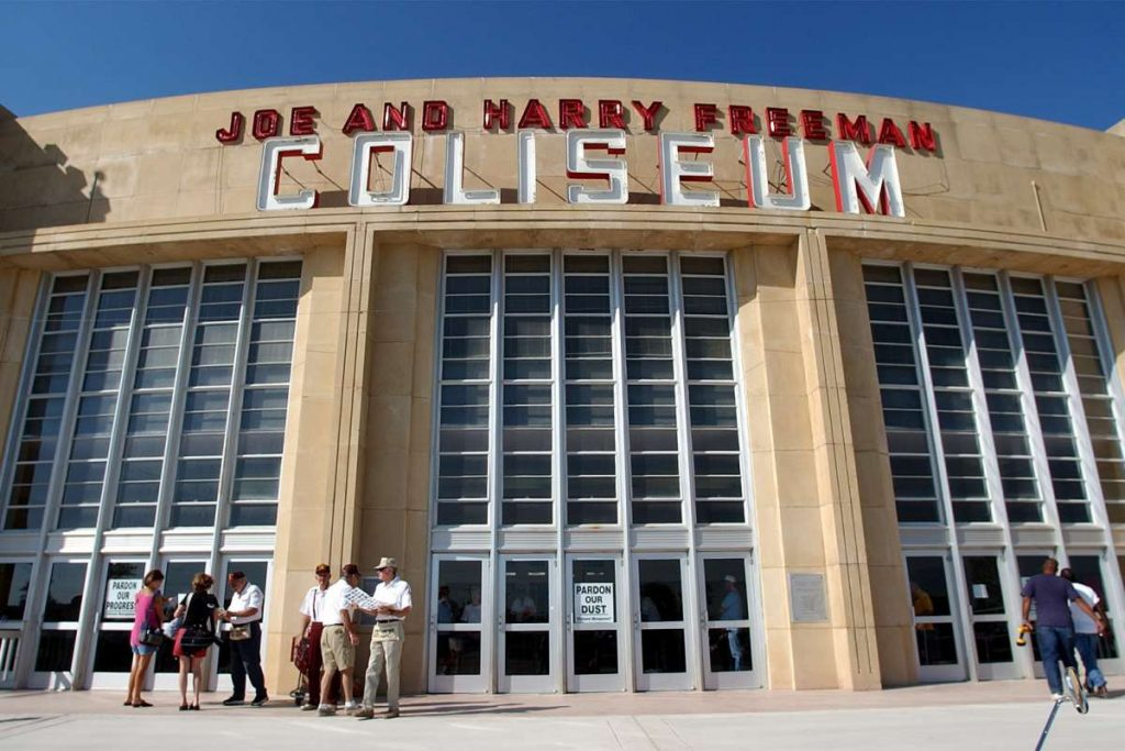 Coliseum Changes Name – January 1981