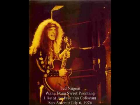 Ted Nugent – July 1976