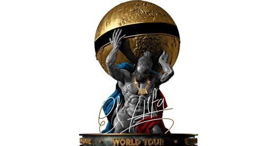 EL ALFA - WORLD TOUR