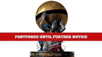 POSTPONED: EL ALFA - WORLD TOUR