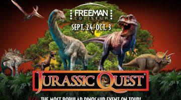 Jurassic Quest 2021